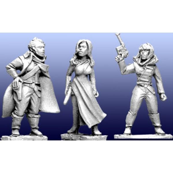 Artizan Design - Thrilling Tales - Pulp Heroines (3)