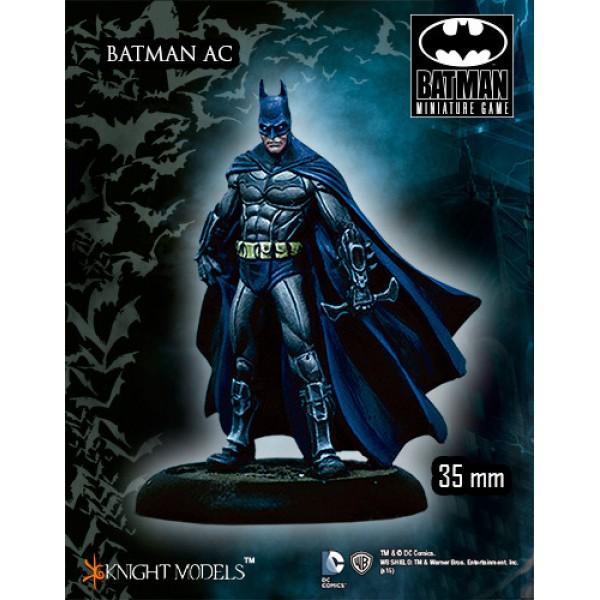 Batman Miniatures Game - BATMAN Arkham City