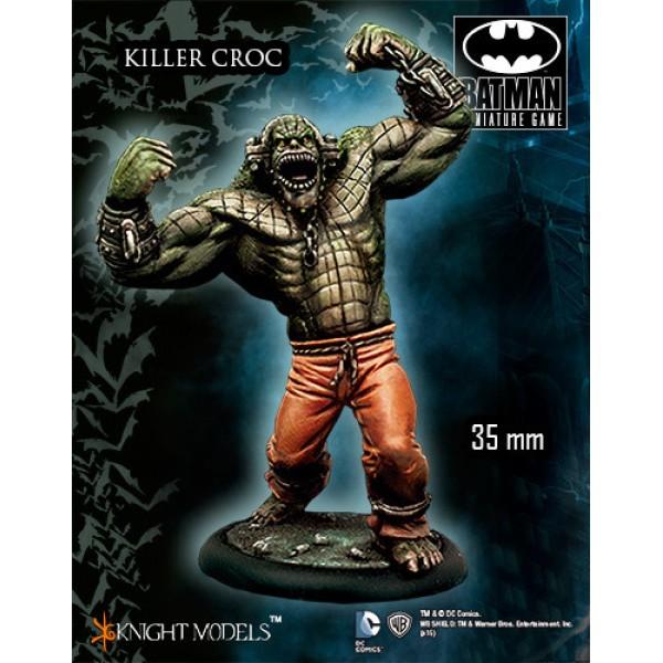 Batman Miniatures Game - KILLER CROC