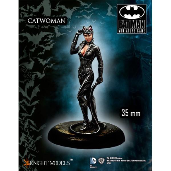 Batman Miniatures Game - CATWOMAN