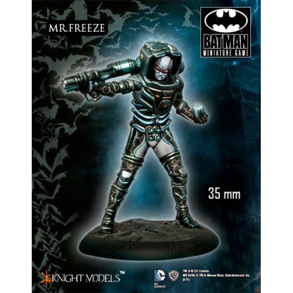 Batman Miniatures Game - MR FREEZE