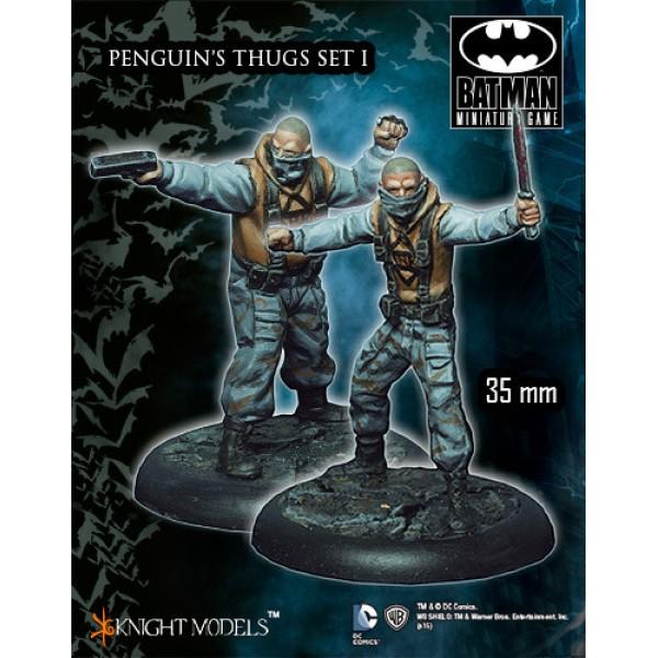 Batman Miniatures Game - PENGUIN's Thugs Set I