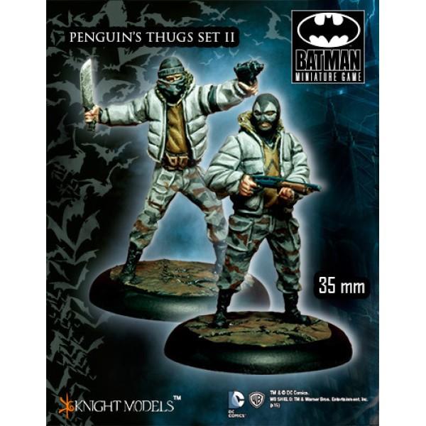 Batman Miniatures Game - PENGUIN's Thugs Set II