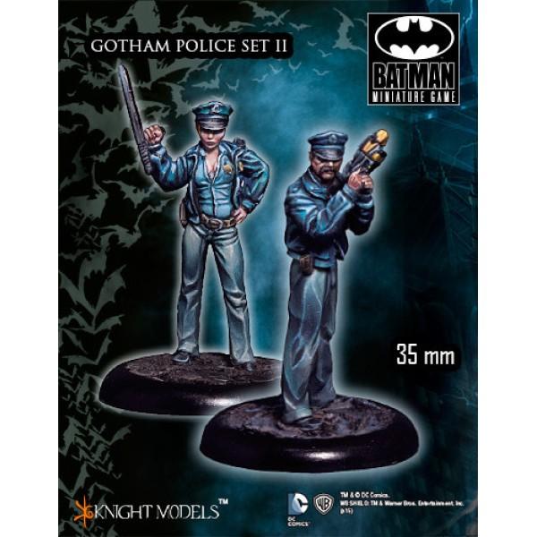 Batman Miniatures Game - Gotham Police Set II