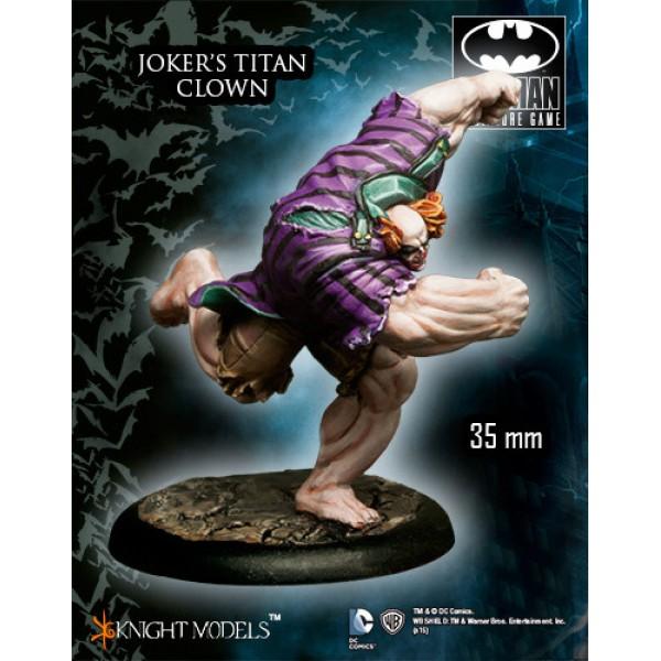Batman Miniatures Game - JOKER's Titan Clown