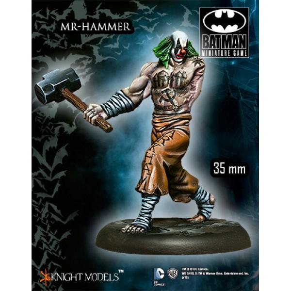 Batman Miniatures Game - MR HAMMER