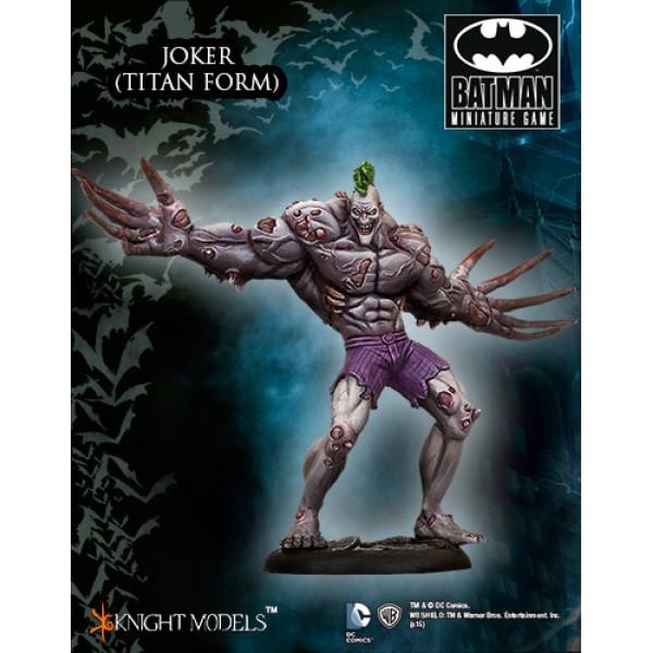 Batman Miniatures Game - JOKER (Titan Form)