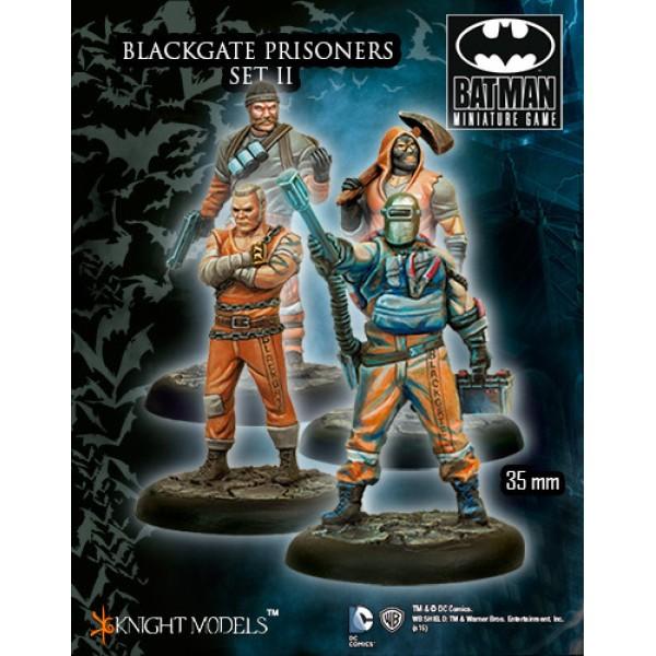 Batman Miniatures Game - BLACKGATE Prisoners II