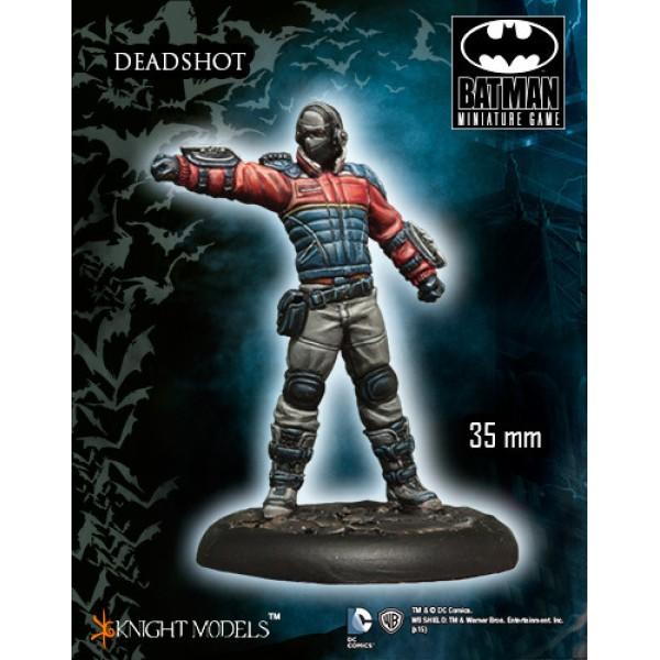 Batman Miniatures Game - DEADSHOT