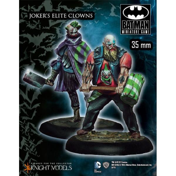 Batman Miniatures Game - JOKER's Elite Clowns