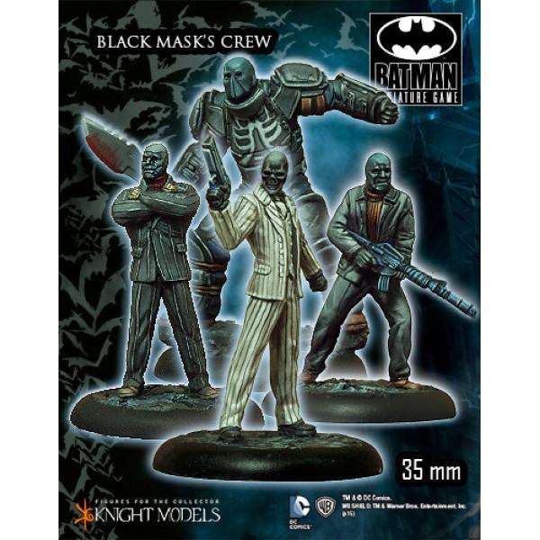 Batman Miniatures Game - BLACK MASK Crew Starter Set