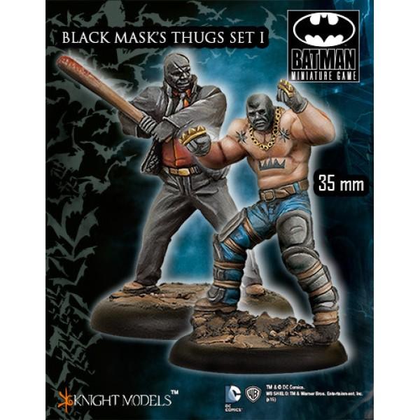 Batman Miniatures Game - BLACK MASK Thugs Set I