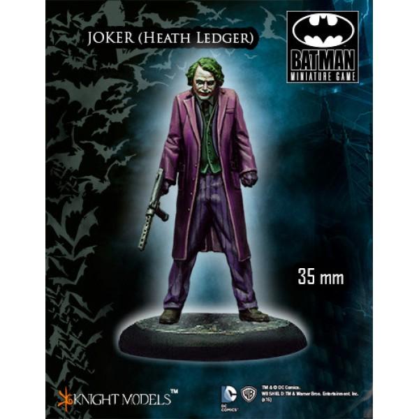 Batman Miniatures Game - JOKER (Heath Ledger)