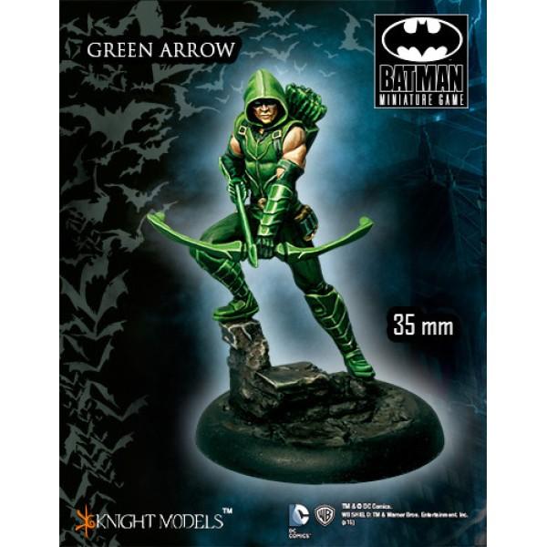 Batman Miniatures Game - GREEN ARROW BMG