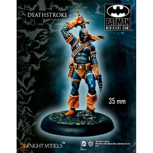 Batman Miniatures Game - DEATHSTROKE BMG