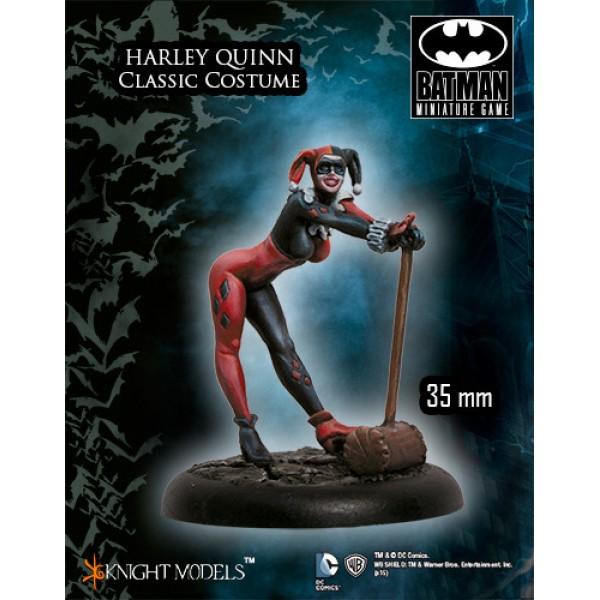 Batman Miniatures Game - HARLEY QUINN - Classic Costume