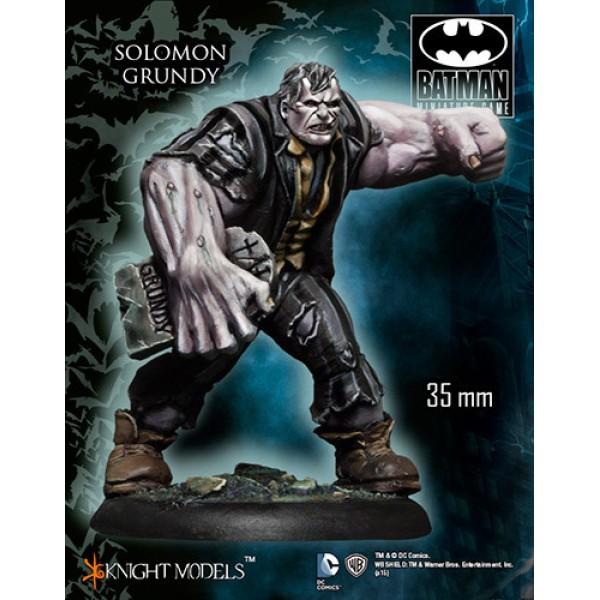 Batman Miniatures Game - Solomon Grundy