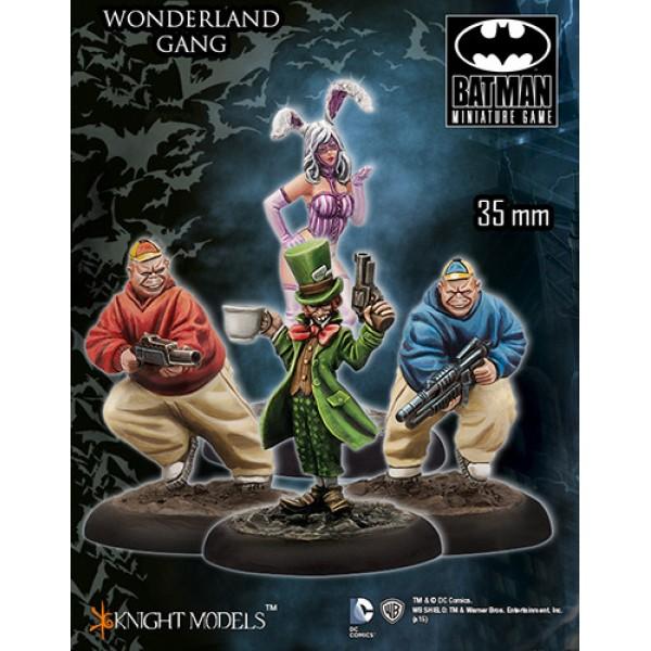 Batman Miniatures Game - Wonderland Gang Starter Set