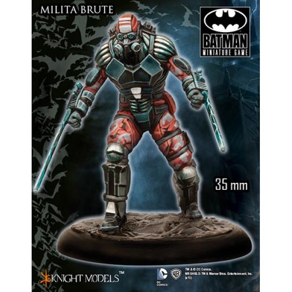 Batman Miniatures Game - Militia Brute