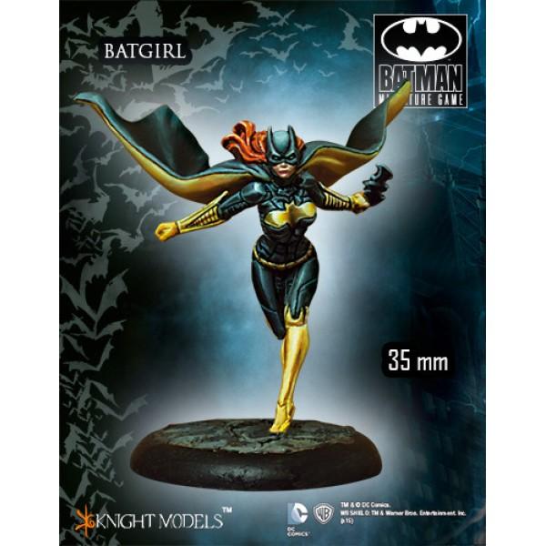 Batman Miniatures Game - BATGIRL