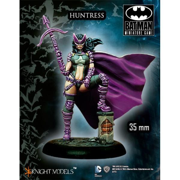Batman Miniatures Game - HUNTRESS