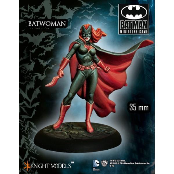 Batman Miniatures Game - BATWOMAN
