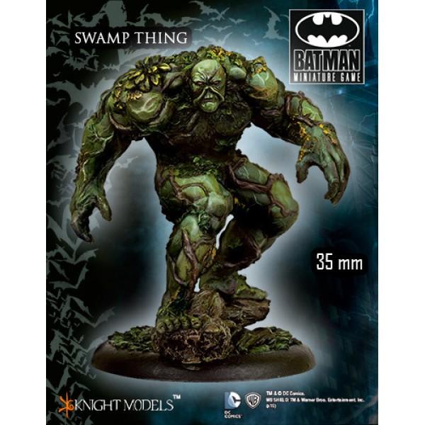 Batman Miniatures Game - Swamp Thing