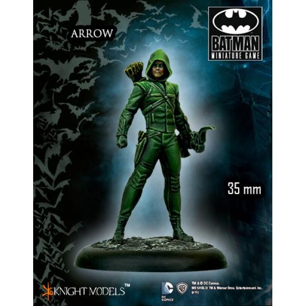 Batman Miniatures Game - ARROW - Serial Character