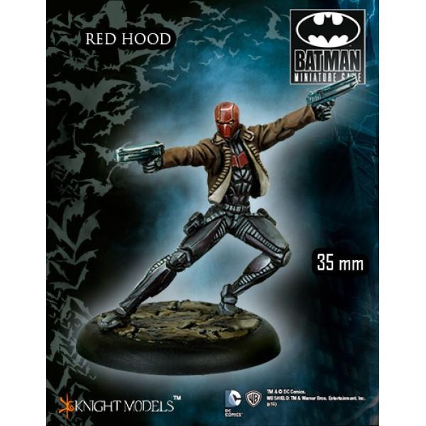 Batman Miniatures Game - RED HOOD