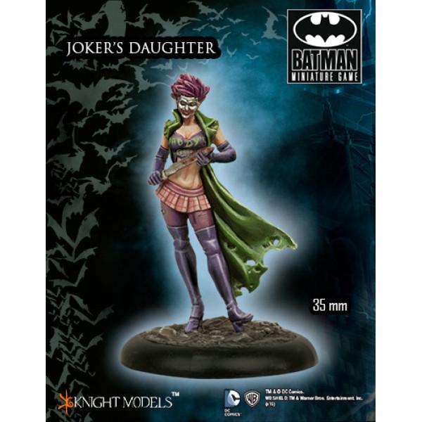 Batman Miniatures Game - JOKER's Daughter