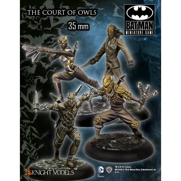 Batman Miniatures Game - The Court of Owls Starter Set
