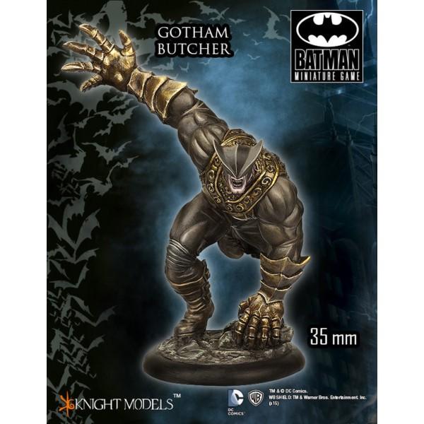 Batman Miniatures Game - Gotham Butcher