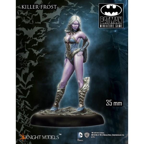 Batman Miniatures Game - KILLER FROST