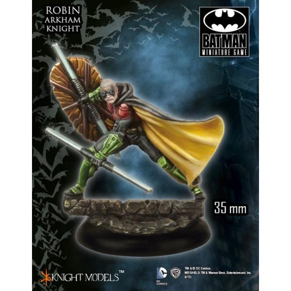 Batman Miniatures Game - ROBIN Arkham Knight