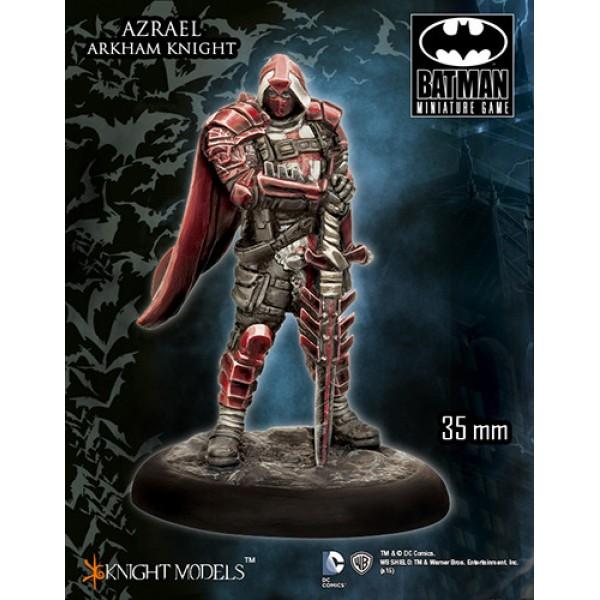 Batman Miniatures Game - AZRAEL Arkham Knight
