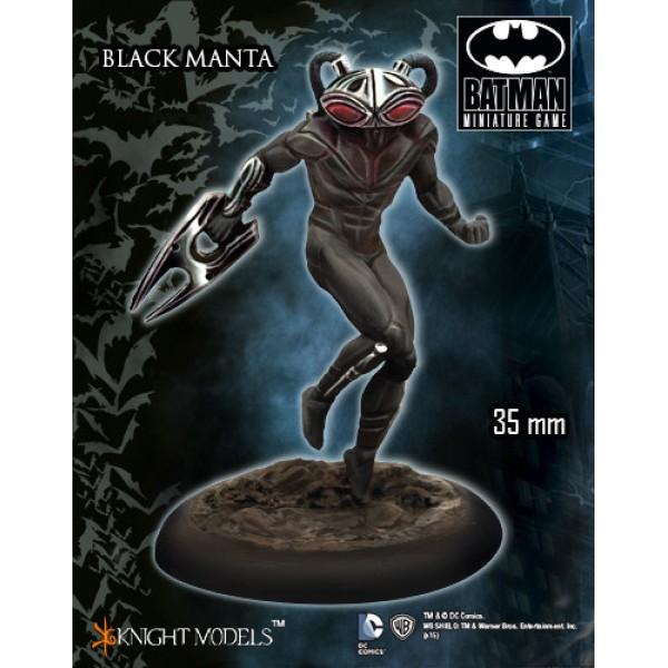 Batman Miniatures Game - BLACK MANTA