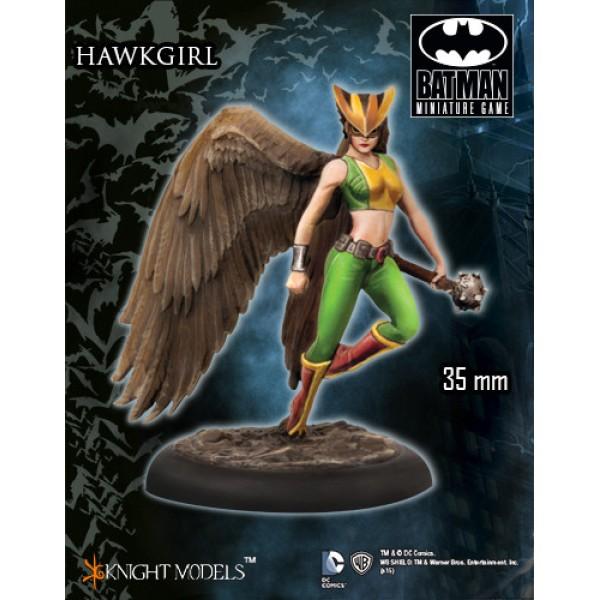 Batman Miniatures Game - HAWKGIRL