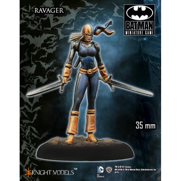 Batman Miniatures Game - RAVAGER