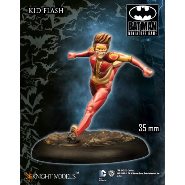 Batman Miniatures Game - KID FLASH