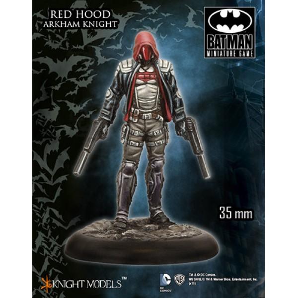 Batman Miniatures Game - RED HOOD Arkham Knight