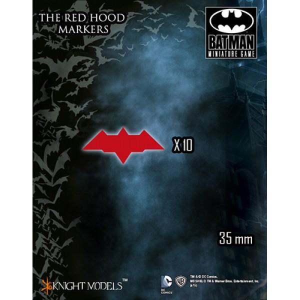 Batman Miniatures Game - RED HOOD Markers