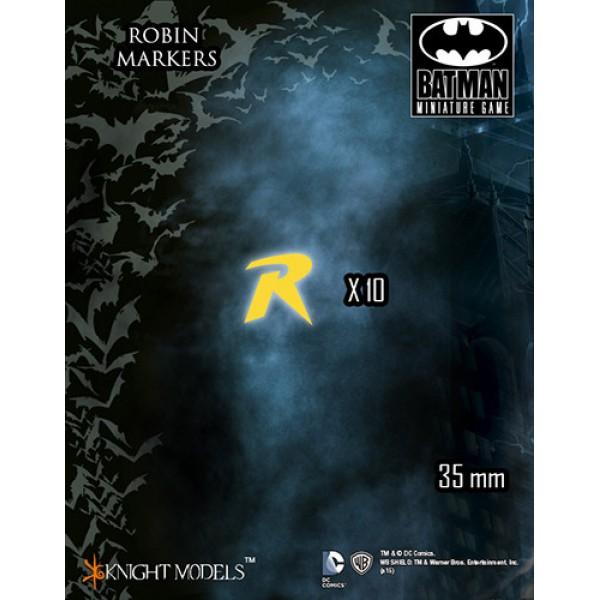 Batman Miniatures Game - ROBIN Markers