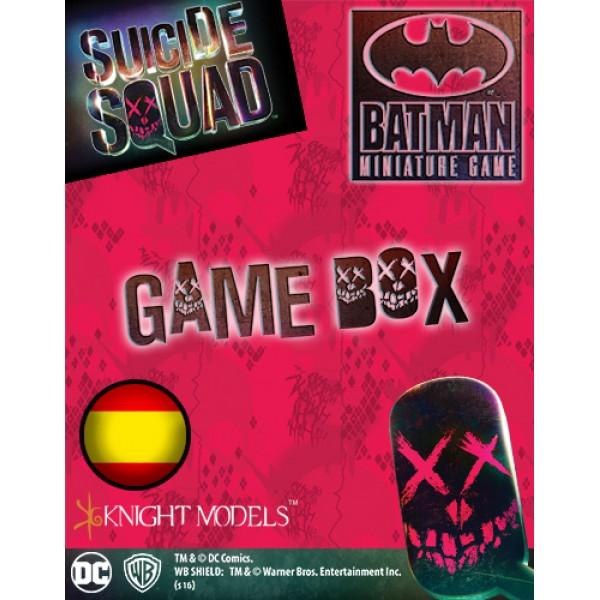 Batman Miniatures Game - Suicide Squad Game Box