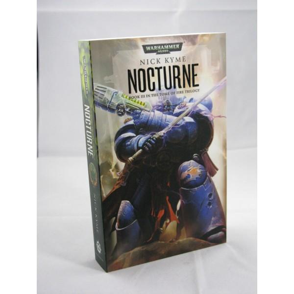 Black Library - 40k Novels: Salmanders Nocturne