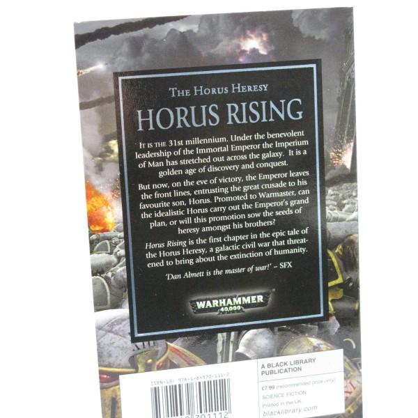 Black Library - The Horus Heresy: Horus Rising