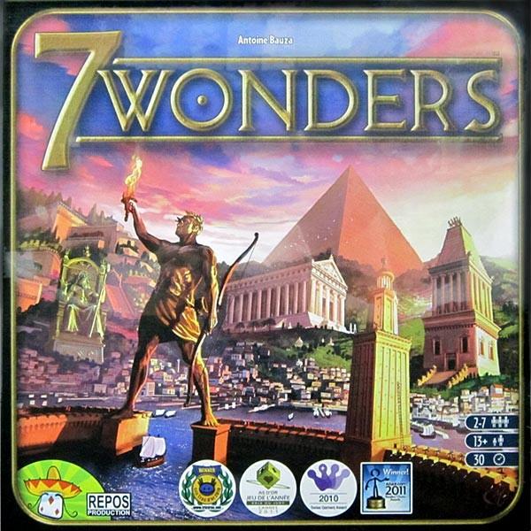 7 Wonders - Board game