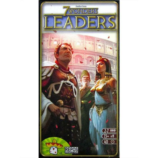 7 Wonders - Leaders Expansion