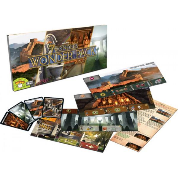 7 wonders - Wonders Pack Expansion