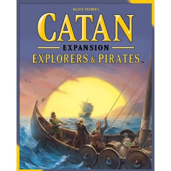 Catan - Explorers & Pirates Expansion
