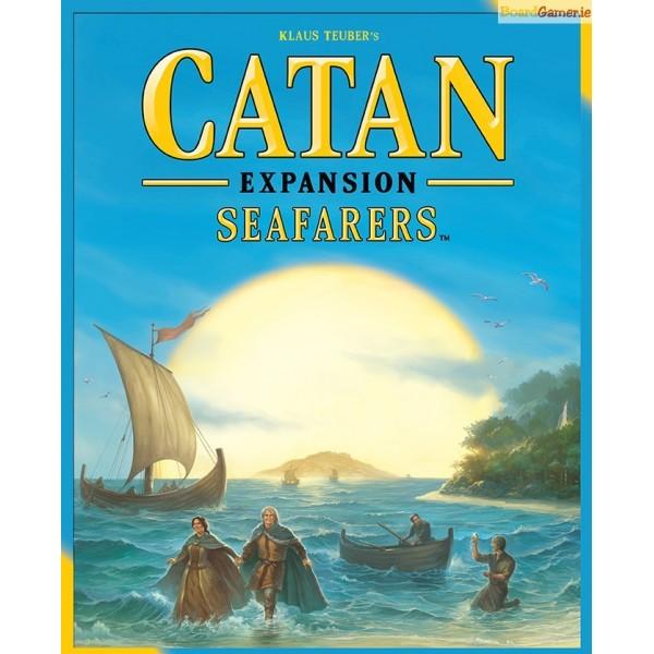 Catan - Seafarers Expansion
